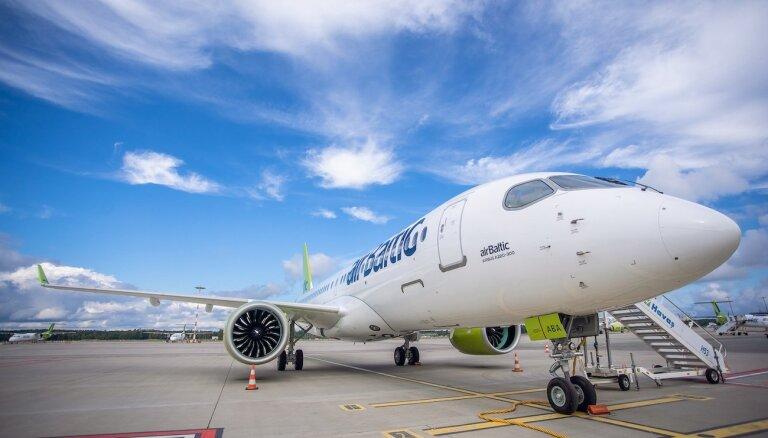 'airBaltic' apmaksā otro obligāciju kuponu