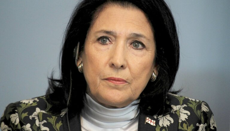 Par Gruzijas prezidentes padomnieku aizsardzības jautājumos kļūst bijušais VDK virsnieks