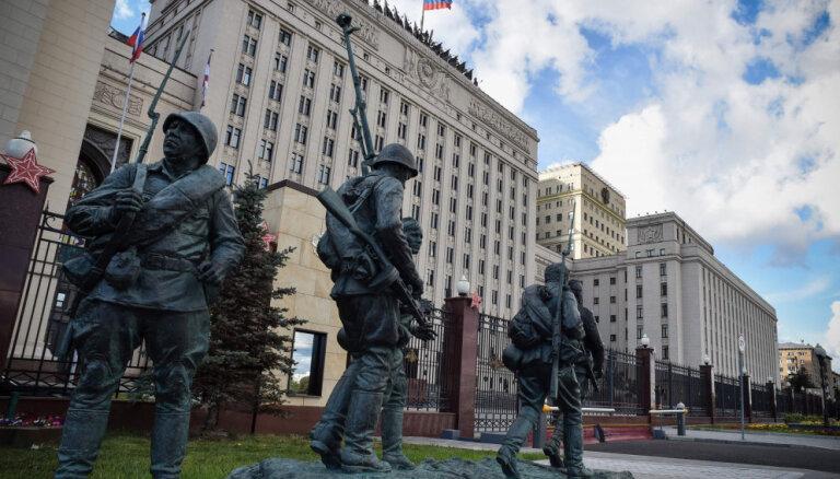 Krievija apšauba informāciju par 'Daesh' līdera nāvi