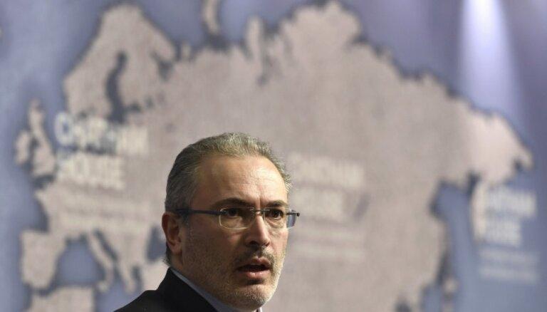 Ходорковский опроверг слова Путина о признании вины