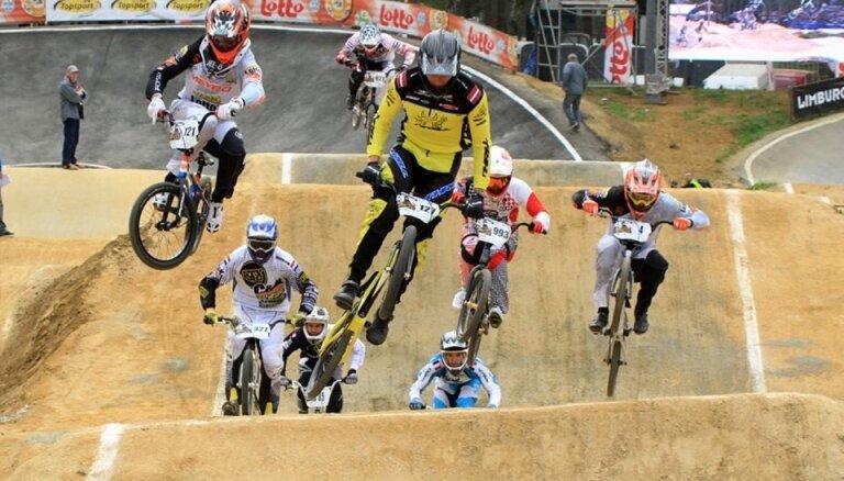 27 Latvijas sportisti Itālijā aizvadīs Eiropas kausa posmus BMX riteņbraukšanā