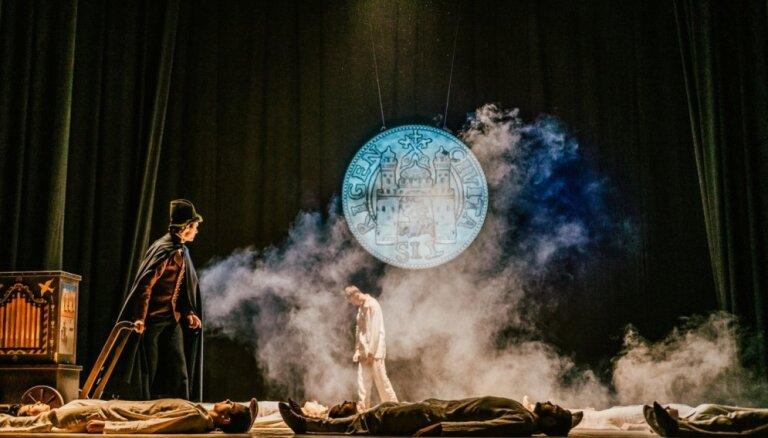 Jelgavā būs skatāma dejas izrāde 'Kal mani no jauna – Rīgas leģenda'