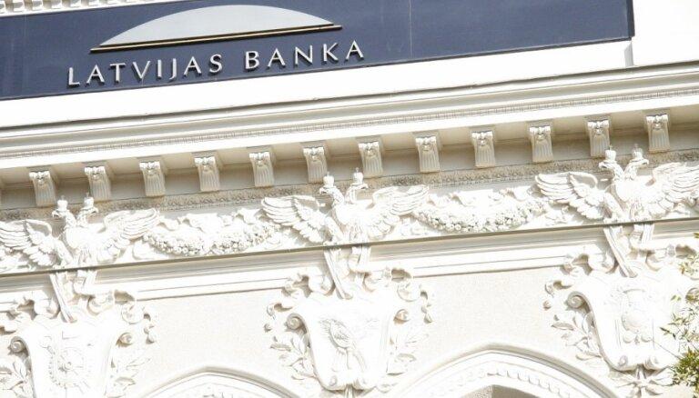 Latvijas Banka samazina šī gada IKP prognozi līdz 1,3%; inflāciju paredz 2,4%
