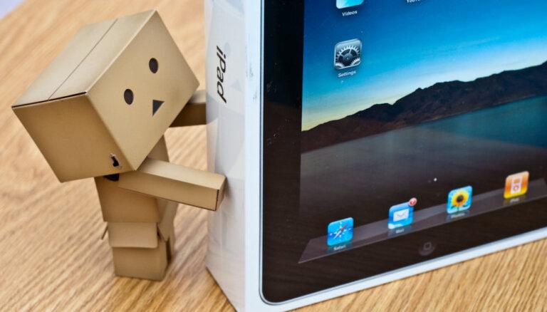 Планшет Apple iPad отпраздновал свое пятилетие