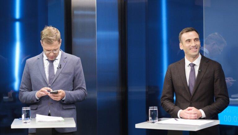 Zināms provizoriskais jaunā Rīgas domes sasaukuma sastāvs (plkst. 11:10)