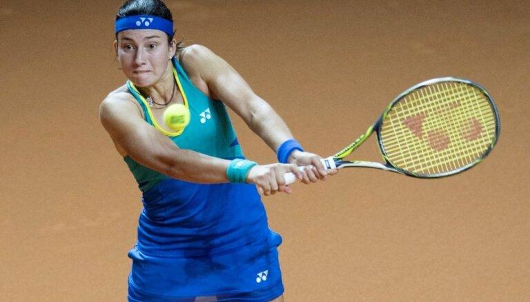 Sevastova un Ostapenko uzzinājušas pretinieces Madrides turnīra pirmajā kārtā