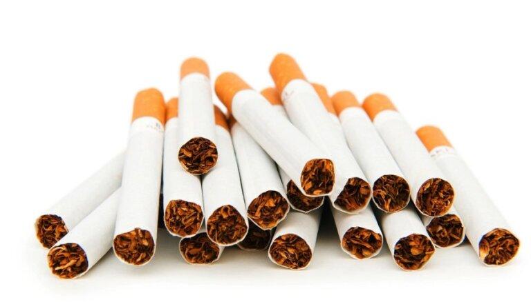 No 2020. gada tabakas izstrādājumus veikalos aizliedz izvietot redzamās vietās