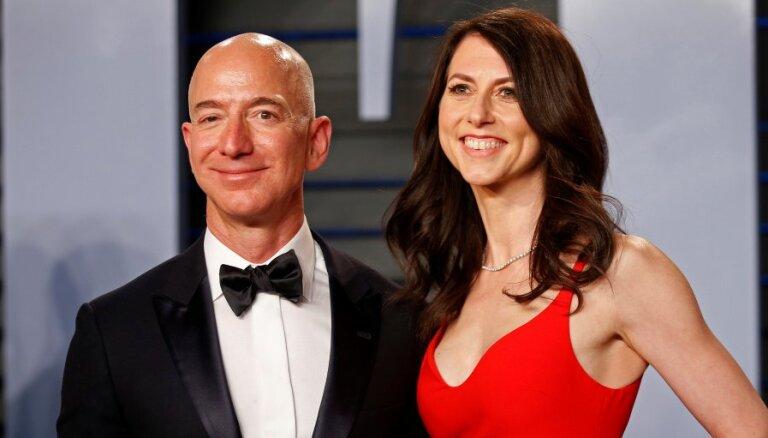 Экс-супруга основателя Amazon Безоса стала богатейшей женщиной в мире