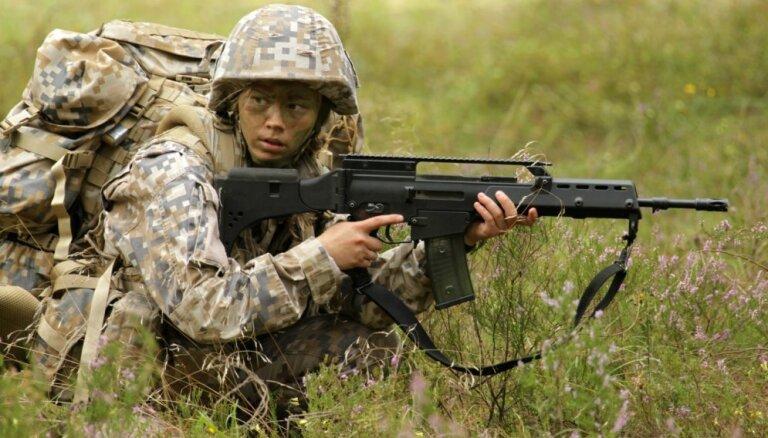 Valdība dod zaļo gaismu Rēzeknes militārās bāzes paplašināšanai