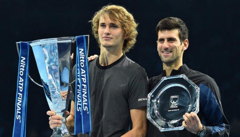 21-летний Зверев сенсационно стал победителем Итогового турнира в Лондоне