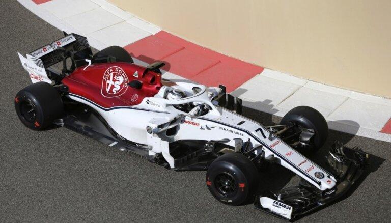 'Sauber' F-1 komanda maina savu nosaukumu