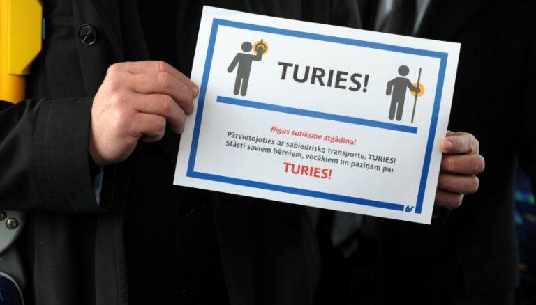 Rīgas domes opozīcija lūgs atstādināt visu 'Rīgas satiksmes' valdi
