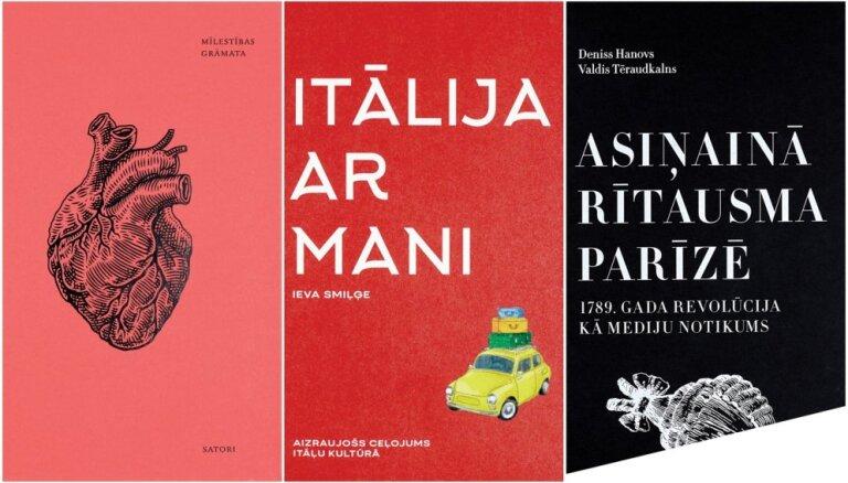 Grāmatizdevēji apbalvojuši pagājušā gada skaistākās grāmatas