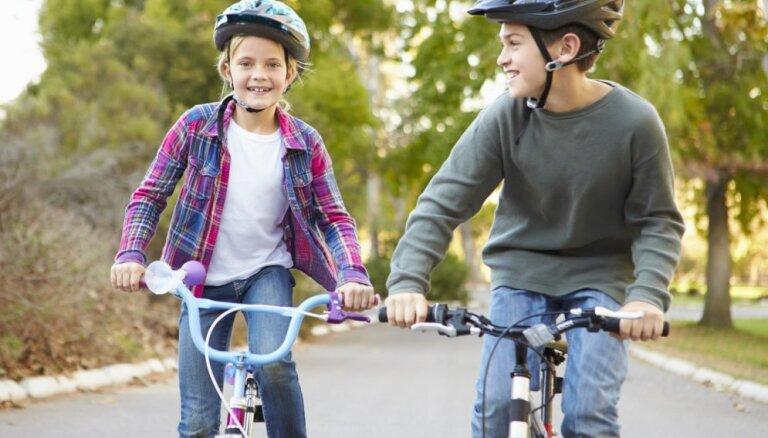 Bērnus un vecākus pasākumā 'Zinošs un drošs' izglītos par izvairīšanos no dažādām traumām