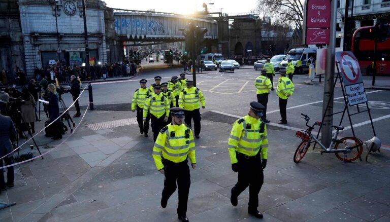 'Daesh' uzņemas atbildību par Londonā notikušo uzbrukumu