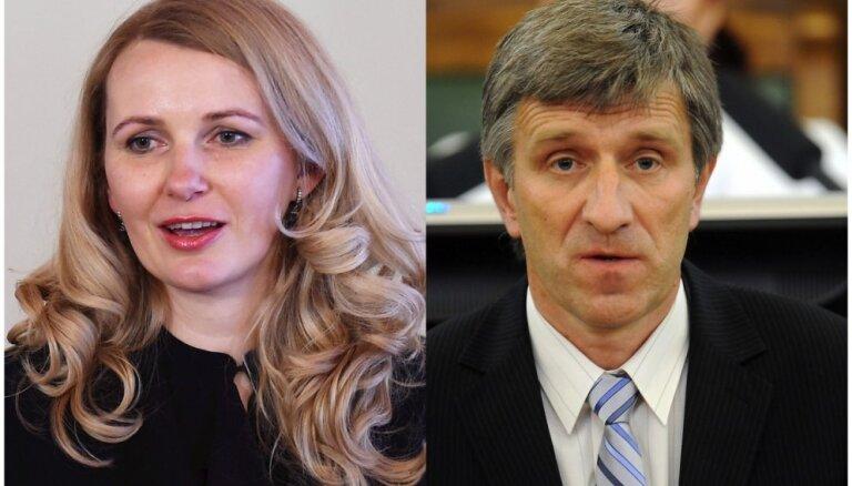 Ruks vai Lībiņa-Egnere – vēlēs Saeimas Nacionālās drošības komisijas vadītāju