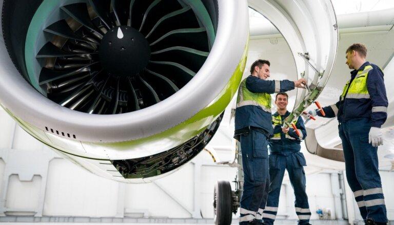 airBaltic ищет 30 механиков и 20 студентов-механиков