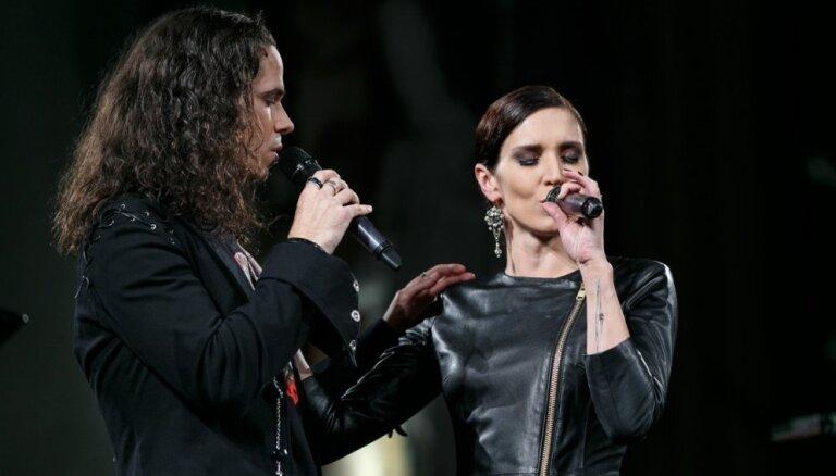 Vidzemes koncertzālē – rokzvaigzne Jeronims Milius un operas soliste Ieva Prudņikovaite