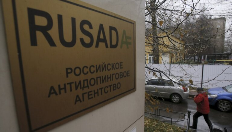 WADA decembrī varētu lemt par Krievijas dalību 2020. gada olimpiskajās spēlēs