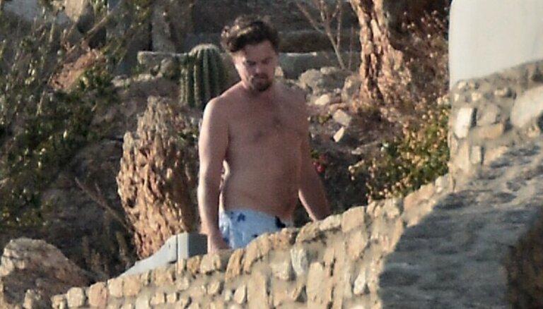 ФОТО: Полуголый Ди Каприо был замечен в Греции с новой девушкой