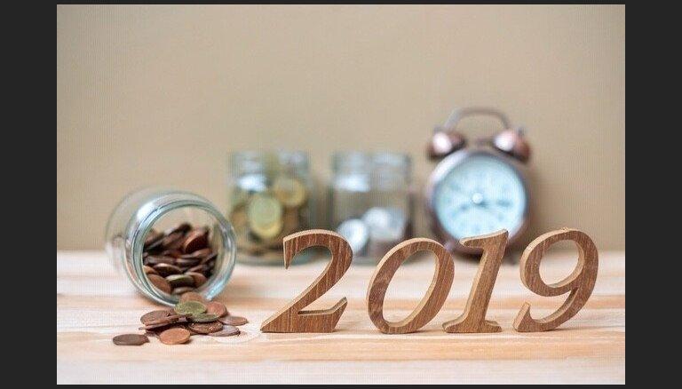 Kā izpildīt ar naudu saistītās Jaunā gada apņemšanās?
