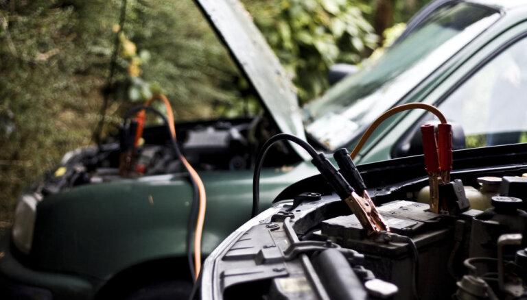 Praktiski padomi – akumulatora pārbaude un iegāde