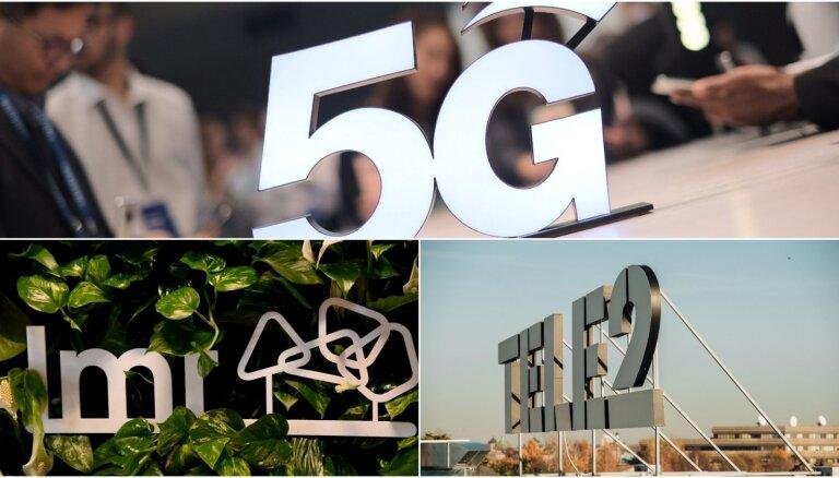 Mobilo sakaru līderi cīnās par 5G pioniera godu Latvijā – atklāj tīklu; iedarbina staciju