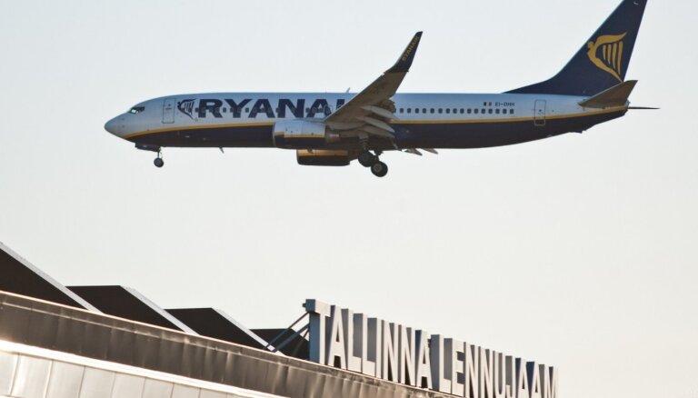 'Ryanair' prognozē spēcīgu pasažieru pieprasījuma atveseļošanos