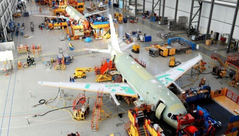 Airbus начнет соперничать с Boeing на территории США