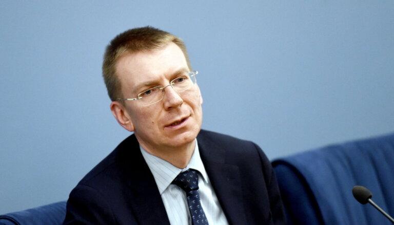 Ринкевич: Латвия должна выделять на оборону больше 2% ВВП