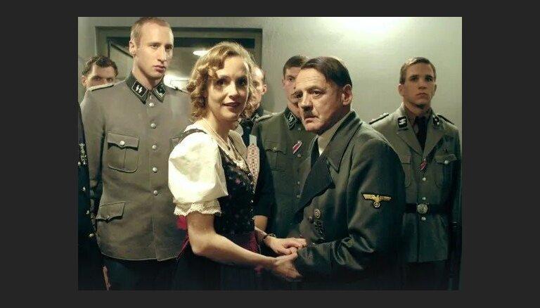 Miris šveiciešu aktieris, Hitlera lomas atveidotājs filmā 'Sakāve' – Bruno Gancs