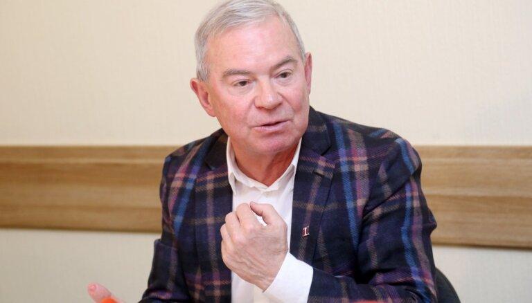 'Tas būtu muļķīgi' – Lembergs nemetīs mieru politikai; ZZS sadarbību turpina (plkst. 20:00)