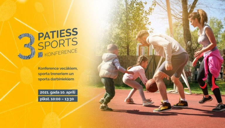 Notiks konference 'Patiess sports kā sporta vērtību sastāvdaļa'