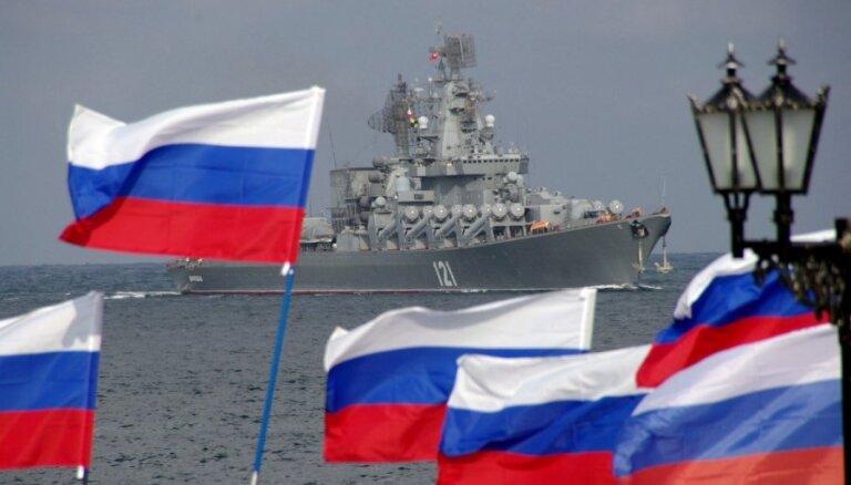 Минобороны: российский ракетный корабль в Балтике— психологическое давление