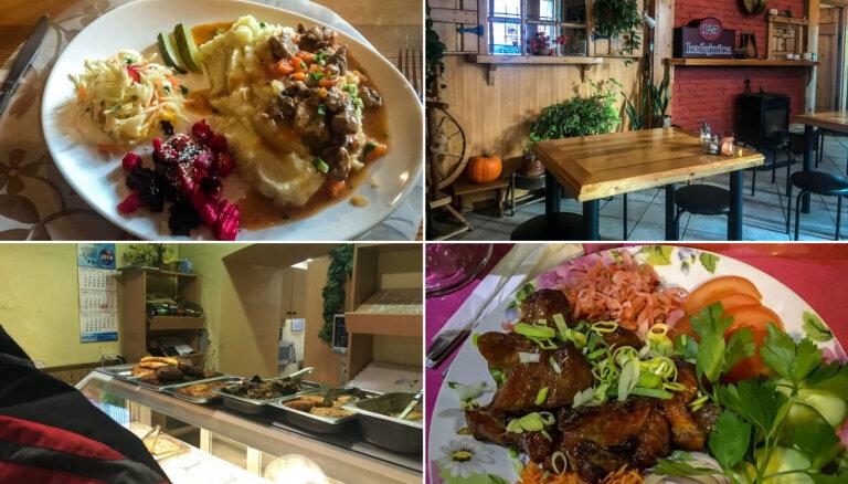 Atrasts Rīgā II: 5 lētas un kolorītas ēstuves piedzīvojumu meklētājiem