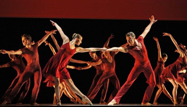 Latvijas Nacionālais balets ar divām izrādēm viesosies Tallinā