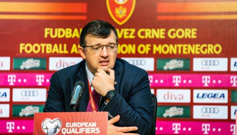 Kazakevičs pauž vilšanos par Latvijas izlases neizmantoto iespēju spēles izskaņā
