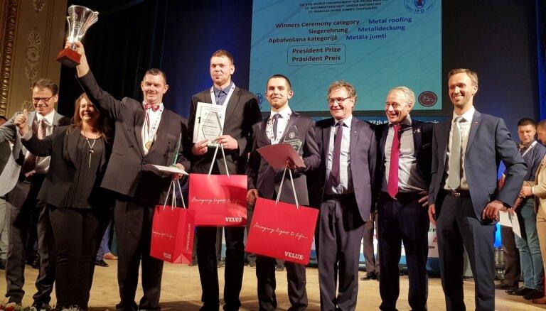 Latvijas jumiķi starptautiskā konkursā iegūst prestižus apbalvojumus