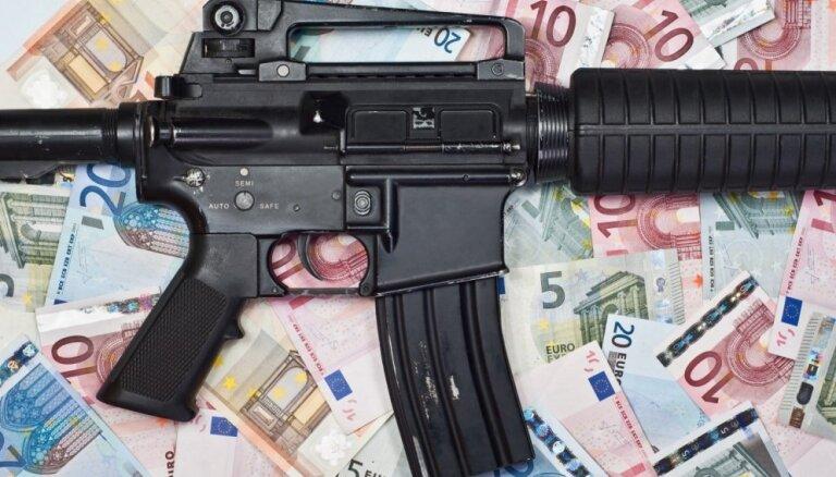 Латвийцы финансируют террористические группировки в Европе