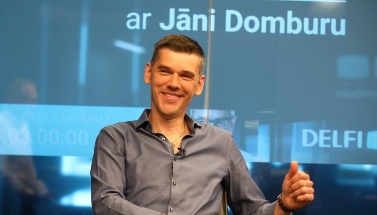 'Delfi TV ar Jāni Domburu' diskusija 'Kā kultūrdzīvei atgūties pandēmijā?'