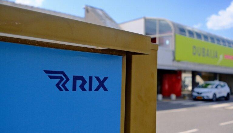 """В аэропорту """"Рига"""" резко выросло число пассажиров"""