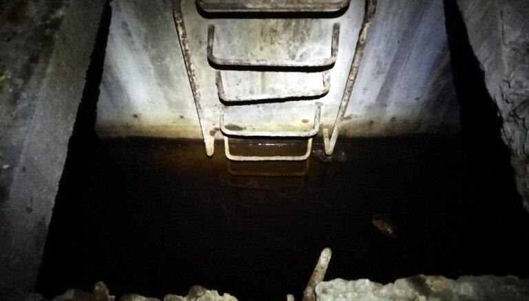 Foto: Molotova līnijas bunkurā – 80 gadu senas drūmo dienu liecības Palangā