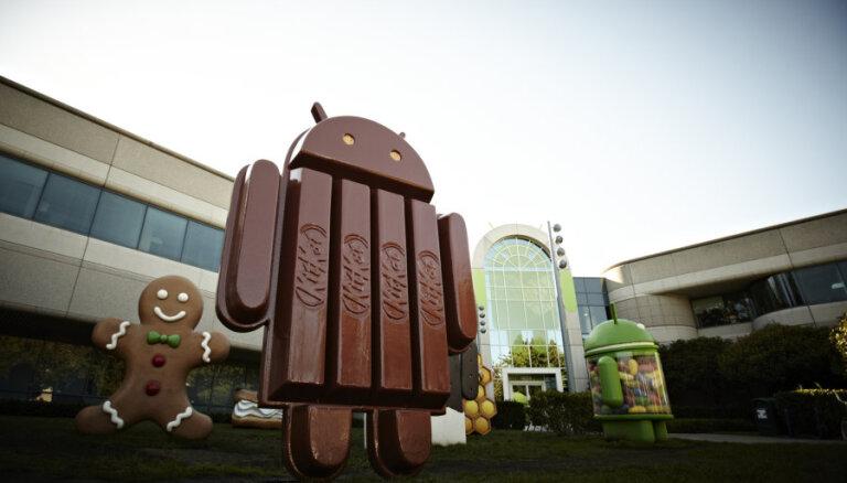 'Android' nostiprinās Latvijā visvairāk lietotās operētājsistēmas pozīcijā