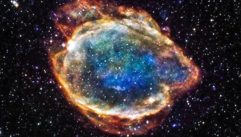 Rasts skaidrojums seno astronomu pirms 840 gadiem pamanītai parādībai