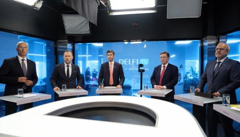 """Большая дискуссия потенциальных премьеров: никто не готов к сотрудничеству с """"Согласием"""""""