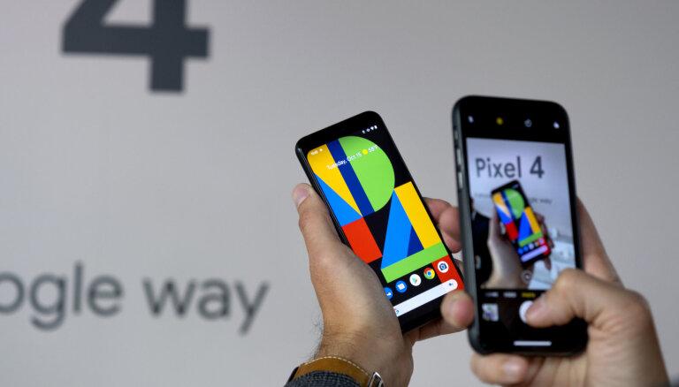 Google презентовал новые смартфоны