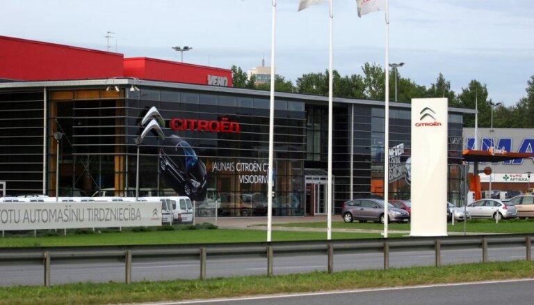Somijas 'Veho' iegādājas 'Silberauto' auto tirdzniecības biznesu Igaunijā un Lietuvā