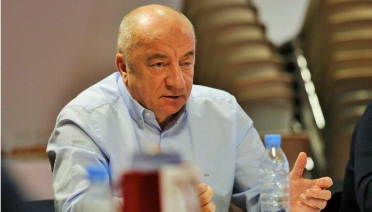 Jānis Mežeckis apstiprināts par LFF Tiesnešu komitejas vadītāju
