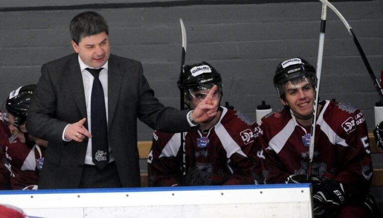 Самый результативный хоккеист Латвии возглавил юношескую сборную страны