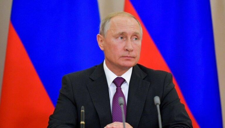 Путин: светлая память о Буше-старшем навсегда сохранится в моем сердце